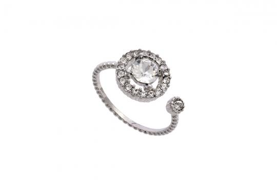 Miranda ring crystal 1