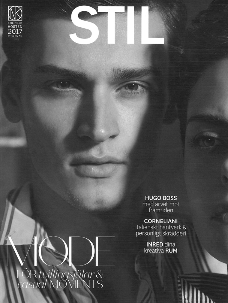 Tidning stil nr36 2017