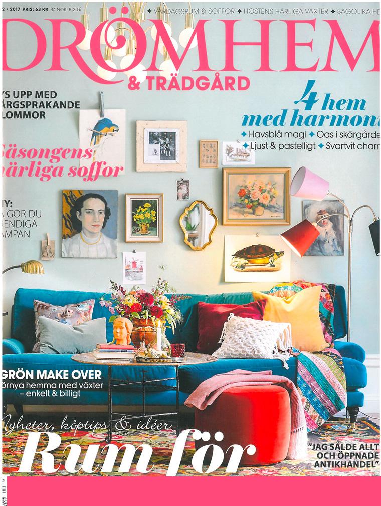 Tidning dromhem 2017 nr12