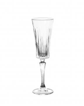 Manhattan champagneglas kristall singel 3