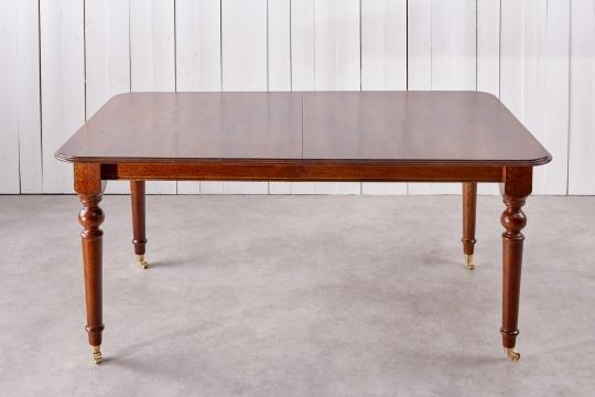 Matbord Modus Rich Brown 6