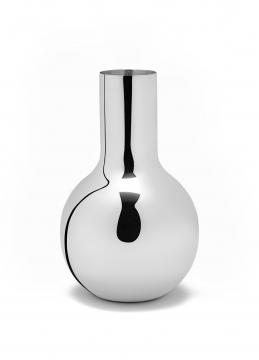 Boule vas silver liten 1