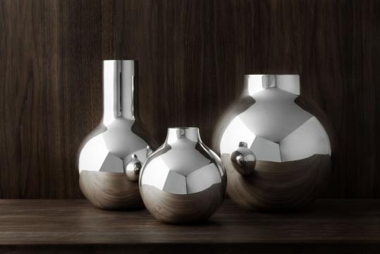 Boule vas silver mini 3