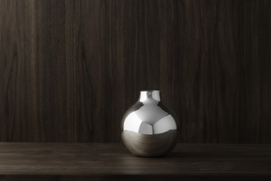 Boule vas silver mini 2