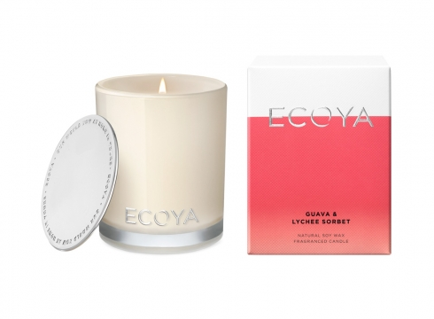 Madison Jar Candle Guava & Lychee 1