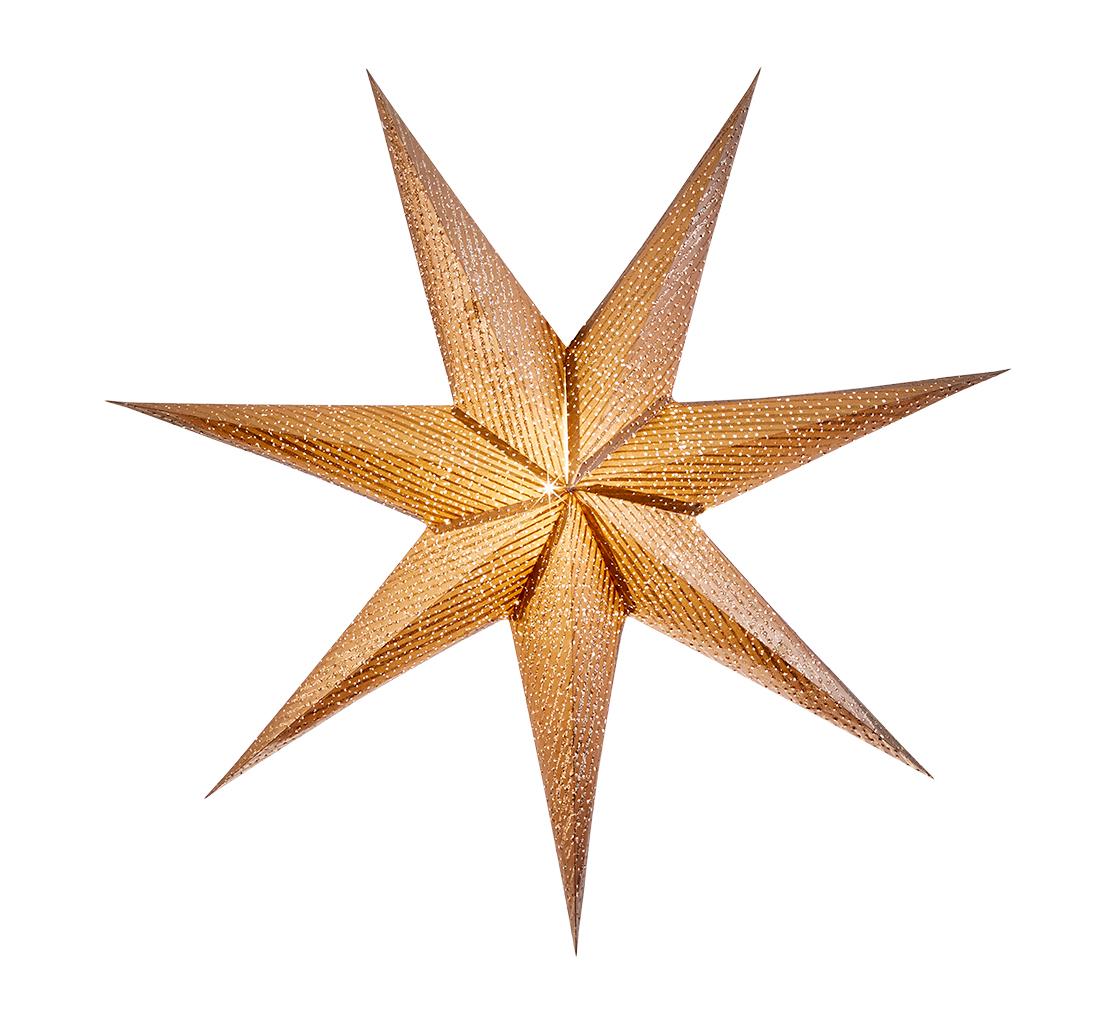 Newport sinatra 76cm gold glitter perf listbild