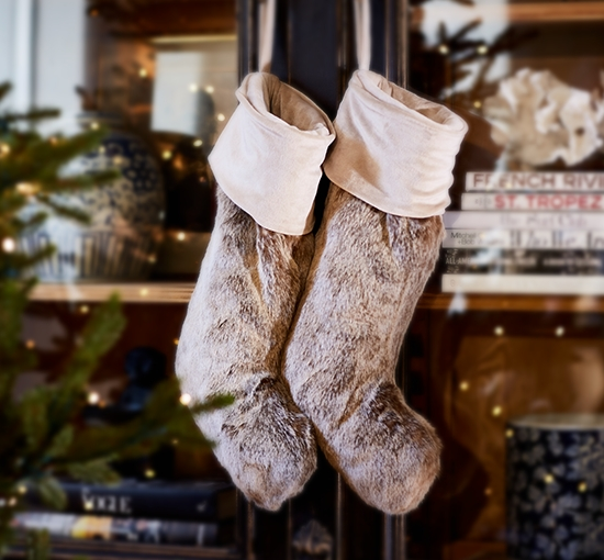 Whistler-mink bear christmas stocking listbild