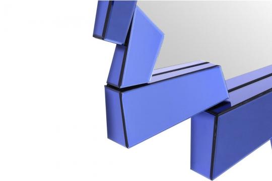 Spegel Cellino Blue 2