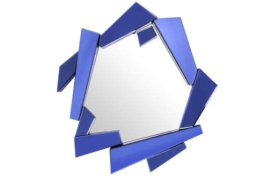 Spegel Cellino Blue 1