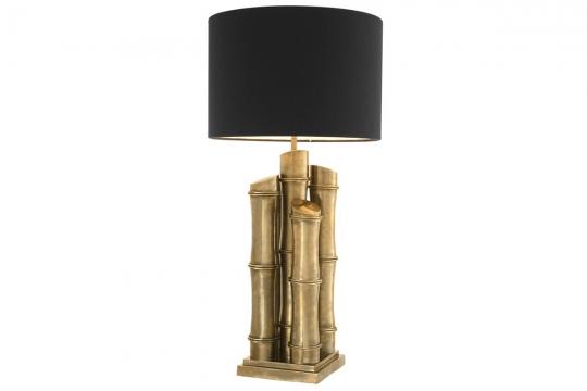 Bordslampa Damian guld 1