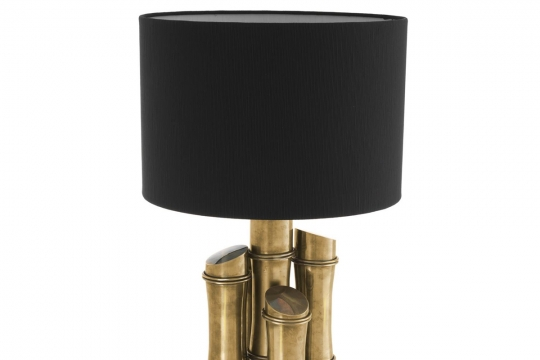 Bordslampa Damian guld 3