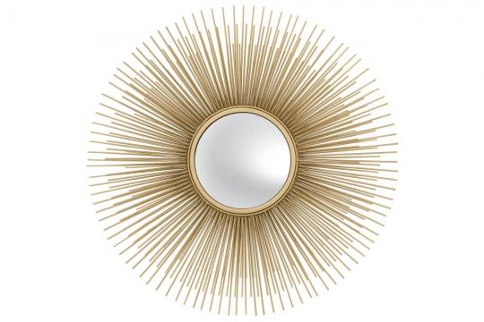 Spegel Solaris guld 1