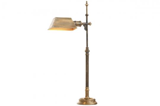 Bordslampa Charlene mässing 1